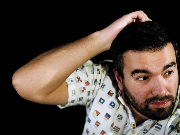 Comedy Zoo: Rober Bodegas