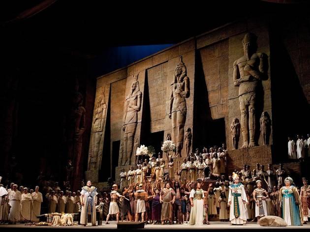 Òpera en cines: Aida, desde París