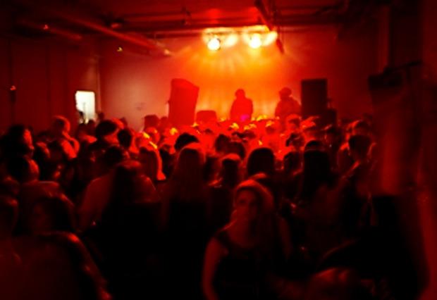 Reggae Roast at Styx
