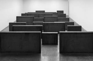 (© Richard Serra. Courtesy Gagosian Gallery. Photograph by Robert McKeever)