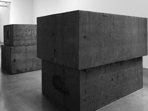 (© Richard Serra. Courtesy Gagosian Gallery. Photograph by Robert McKeever)