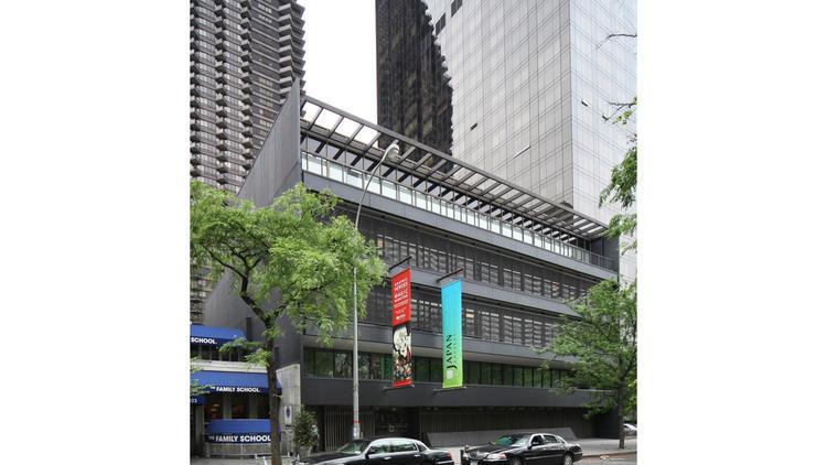 Photograph: Courtesy NYC Landmarks Commission