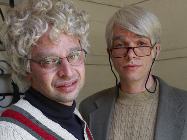 Oh, Hello with Nick Kroll and John Mulaney