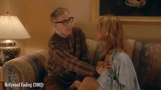 Woody Allen Making Love: A Supercut
