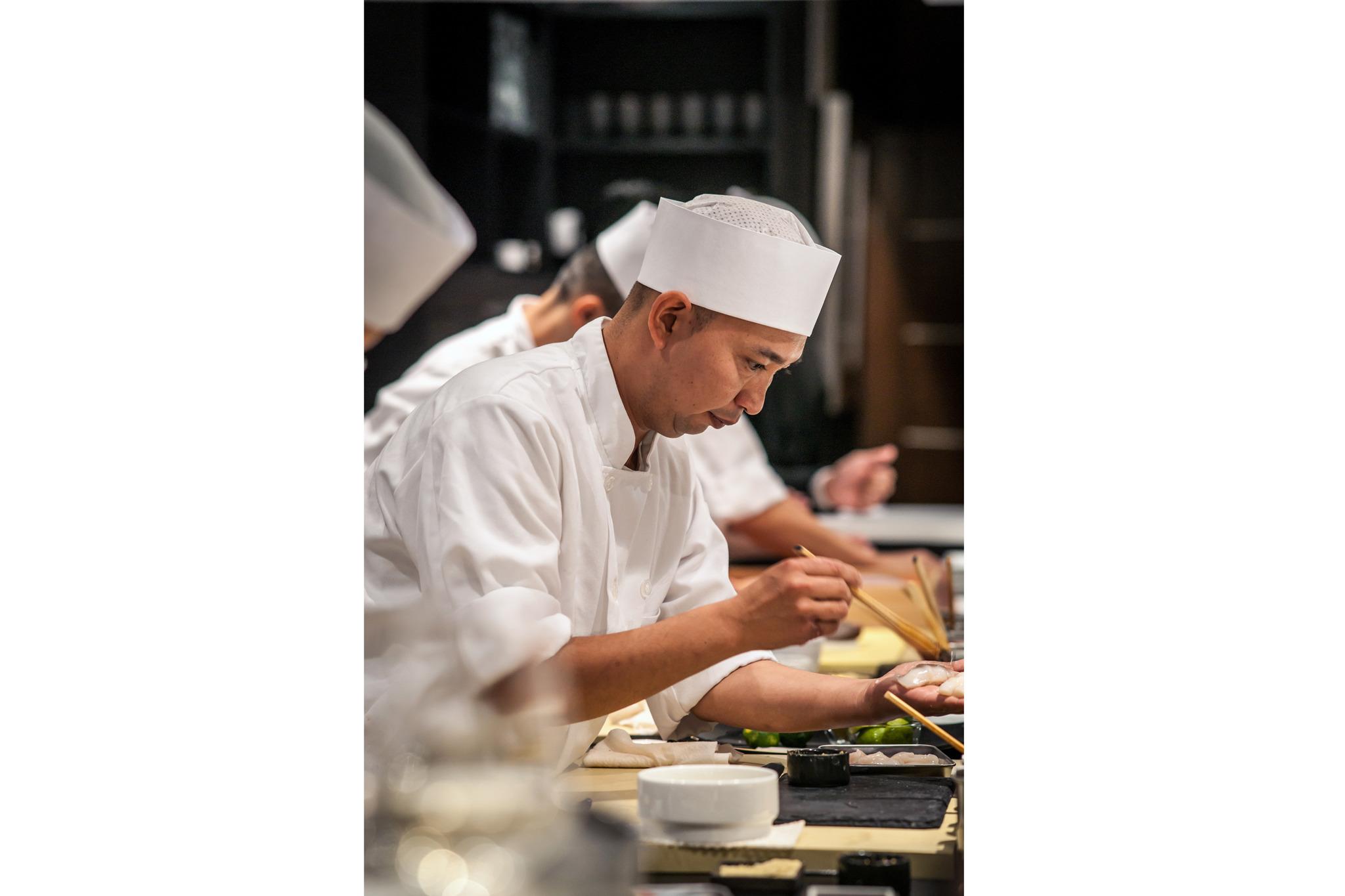 Daisuke Nakazawa (Sushi Nakazawa)