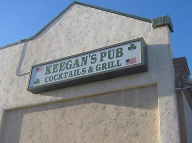 (Photograph: Courtesy Keegan's Bar and Pub)