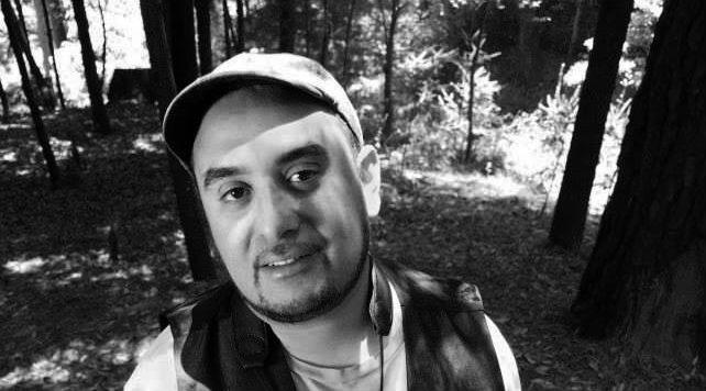 Adrián Escamilla. Saxofonista propietario de Pizza Jazz Café