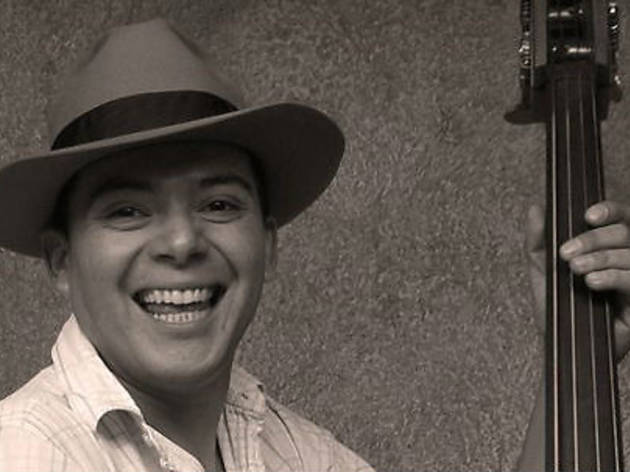 "Jorge ""Luri"" Molina. Contrabajista"