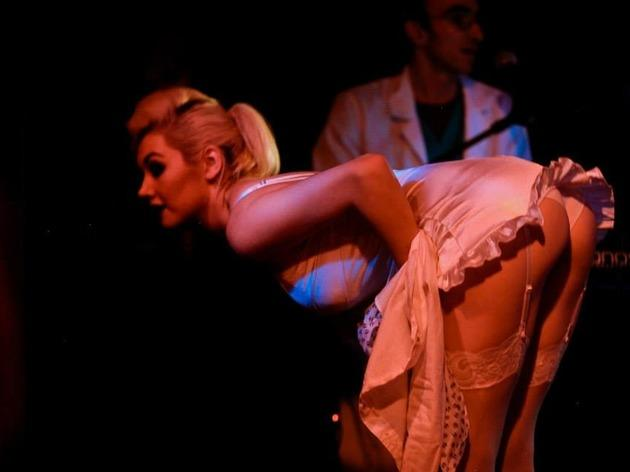 Sultry Sweet Burlesque & Variety Show present Asylum