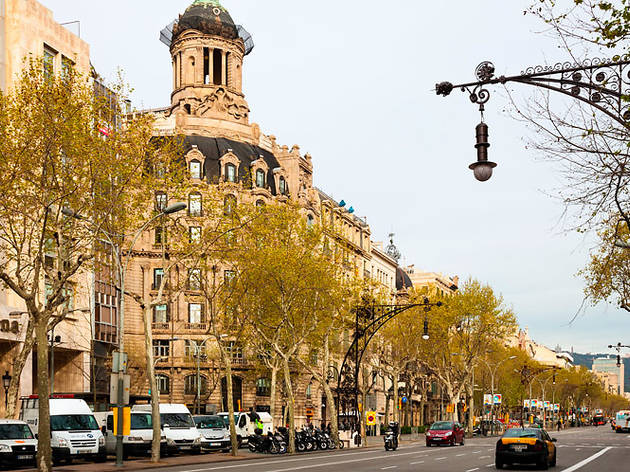 Barcelona Shopping The Best Of Passeig De Gràcia Shopping Style Time Out Barcelona