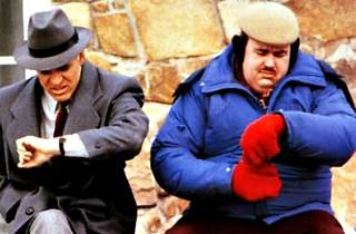 Planes, Trains and Automobiles + Uncle Buck double feature