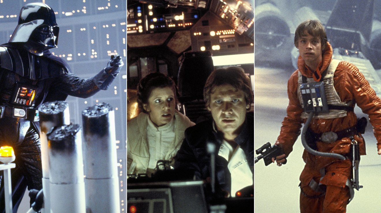 Star Wars, Empire Strikes Back