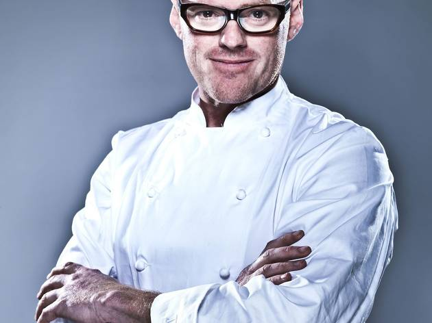 Historic Heston Blumenthal