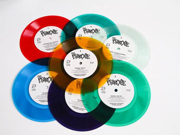 The Pharcyde hip hop hip-hop paris