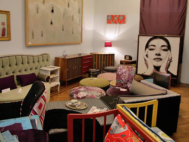 Bazar de Arte y Diseño Fusión