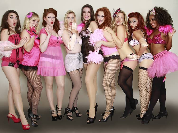The Dollface Dames