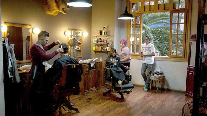 Oldschool barber a anteojer a g nova 79 piso 1 ju rez for Piso wellington barcelona