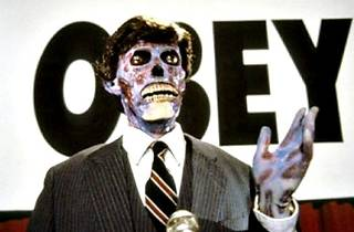 Heavy Midnites: They Live 25th Anniversary screening