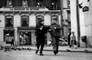 The 400 Blows (1959) (by François Truffaut)