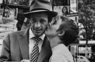 Breathless (1961) (by Jean-Luc Godard)