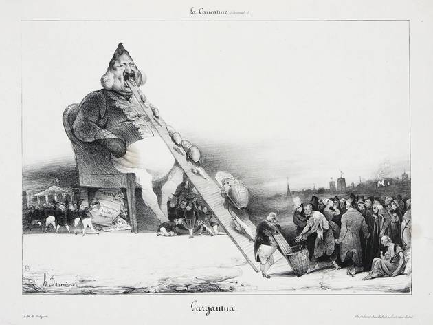 Daumier: Visions of Pa...