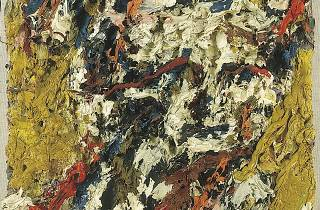 Frank Auerbach (Head of E.O.W. II, 1964)