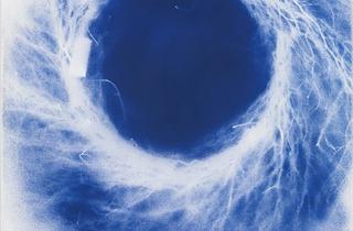 Kim Gordon (Untitled (Blue), 2013)