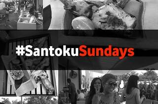 Barbecue Sundays at Santoku