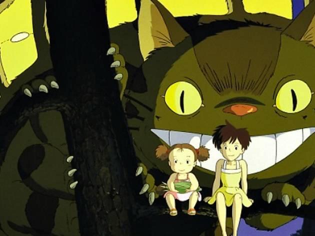 My Neighbor Totoro screening