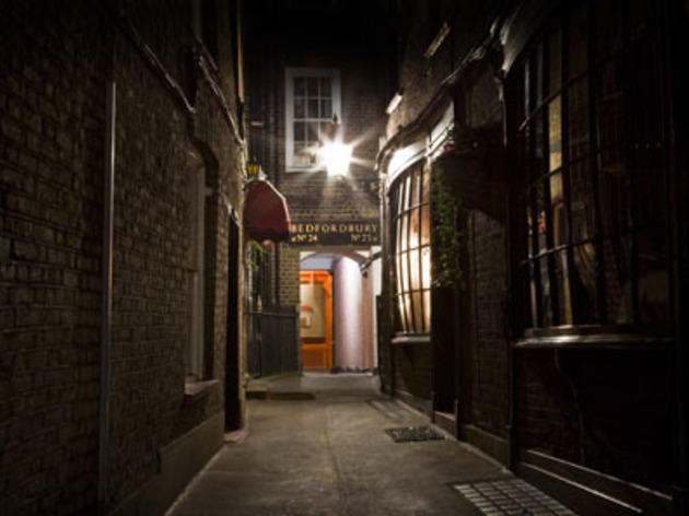 Visit London's most haunted pubs