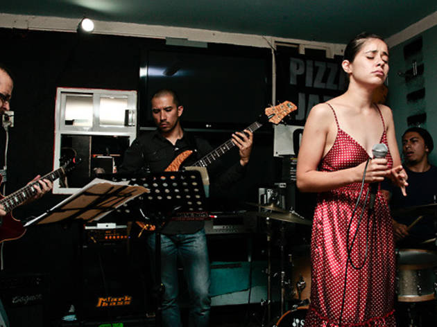 Pizza Jazz Café