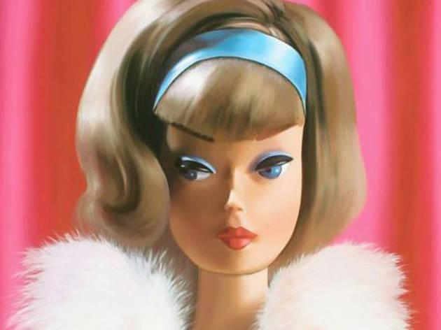 Beauty & the Barbie