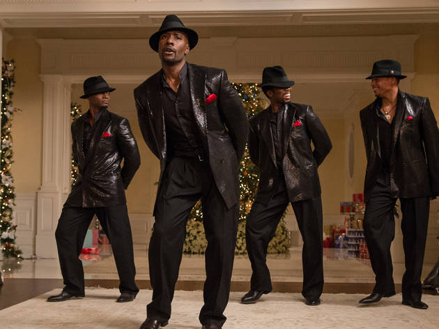 The Best Man Holiday: movie review