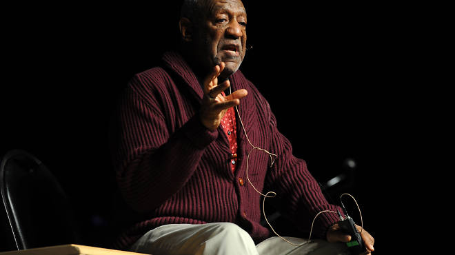 Bill Cosby at the The New York Comedy Festival And The Bob Woodruff Foundation Present The 7th Annual Stand Up For Heroes.