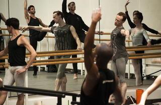 Royal Ballet Open Class (© Nick FitzPatrick)
