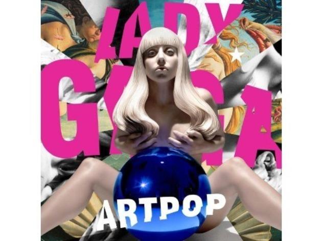 Lady Gaga<br><em>Artpop</em>
