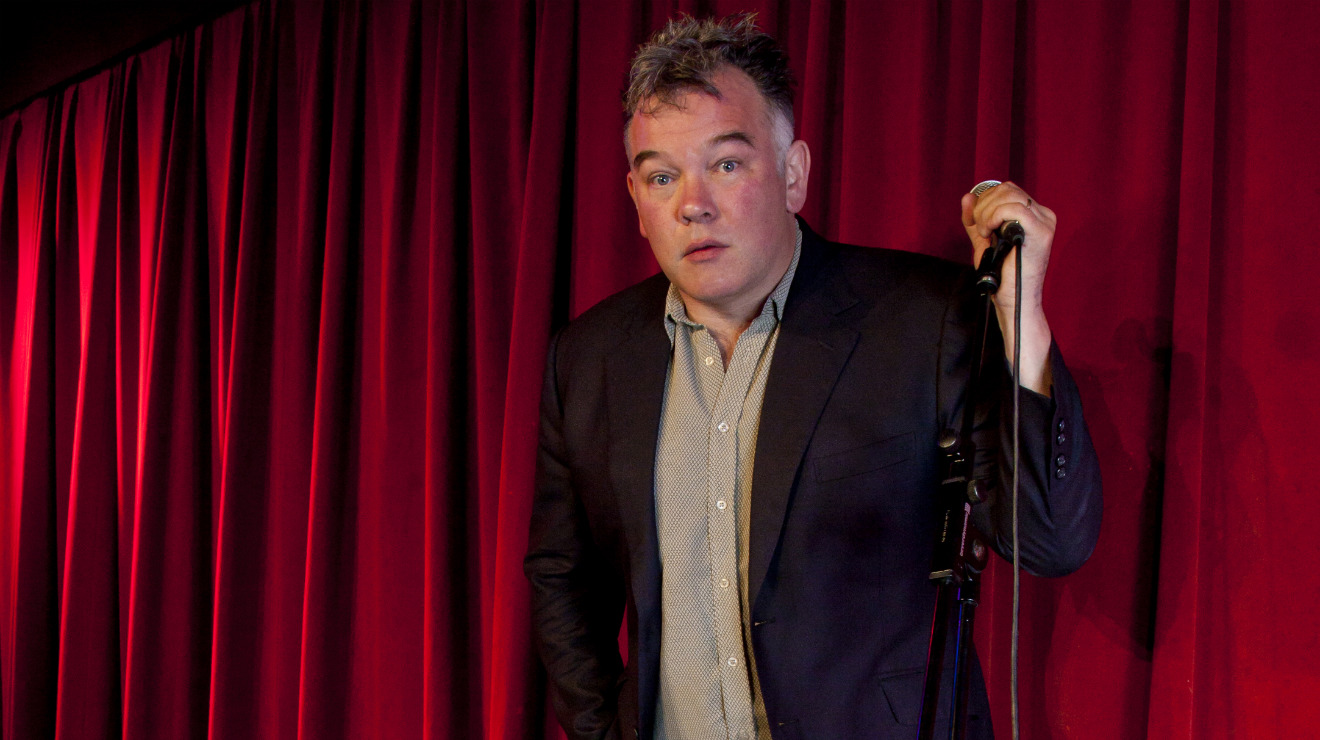 Stewart Lee – A Room With a Stew (Work-in-Progress)