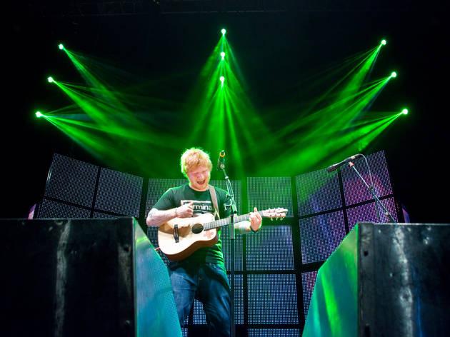Ed Sheeran concert photos: Live at Madison Square Garden