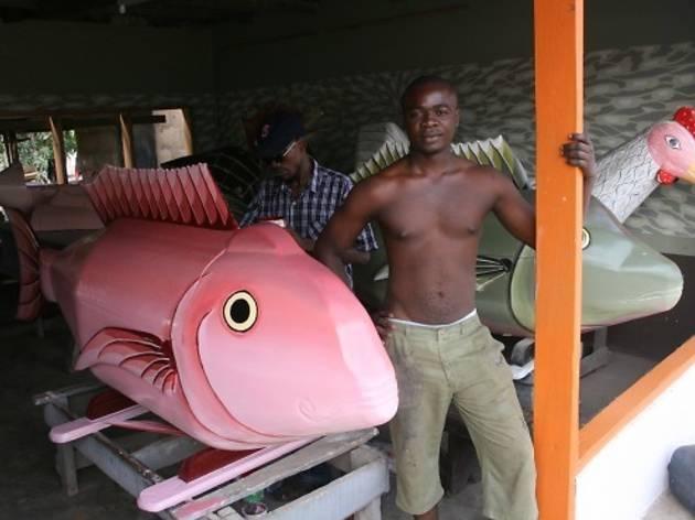 Abebuu adekai: coffins like nowhere else exhibition launch
