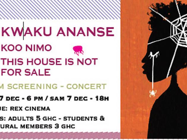 Film: Kwaku Ananse