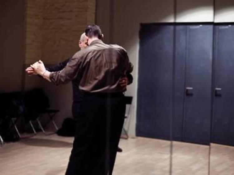 Balla un tango a La Rouge