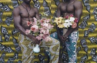 Leonce Raphael Agbodjelou ('Untitled (Citizens of Porto-Novo)', 2012)