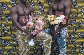 Leonce Raphael Agbodjelou ('Untitled (Citizens of Porto-Novo)', 2012)
