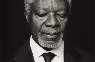Anoush Abrar ('Kofi Annan', 2013 )