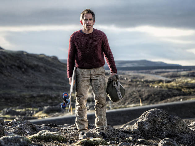 The Secret Life of Walter Mitty – Time Out Card free screening (PG)