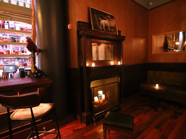 The 13 best bars with fireplaces in NYC