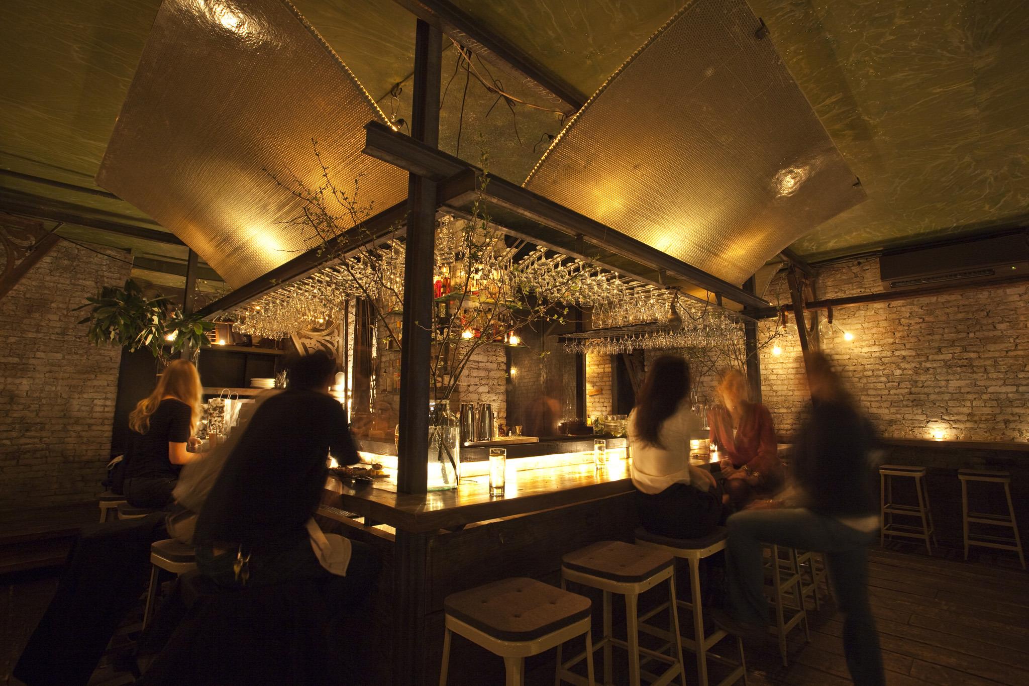 Quiet bars