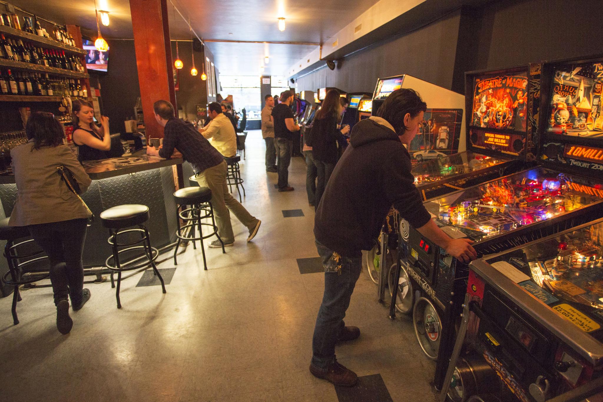 Two-Bit's Retro Arcade