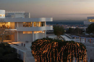 Holidays at the Getty