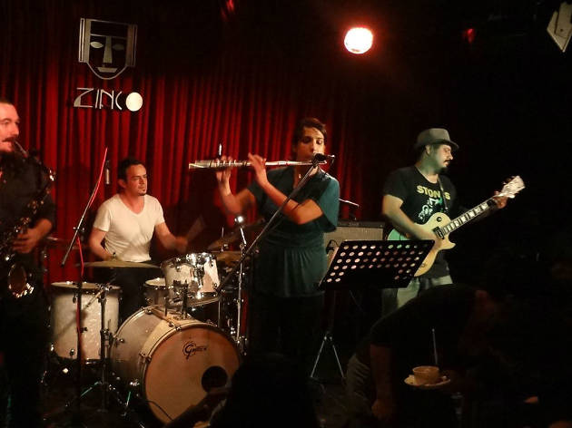 Zinco Jazz Club (Foto: Pamela Escamilla)